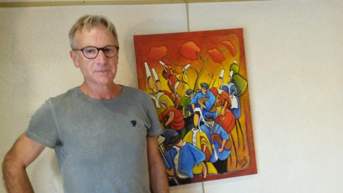 Diwali Expo : Jacques Podeur